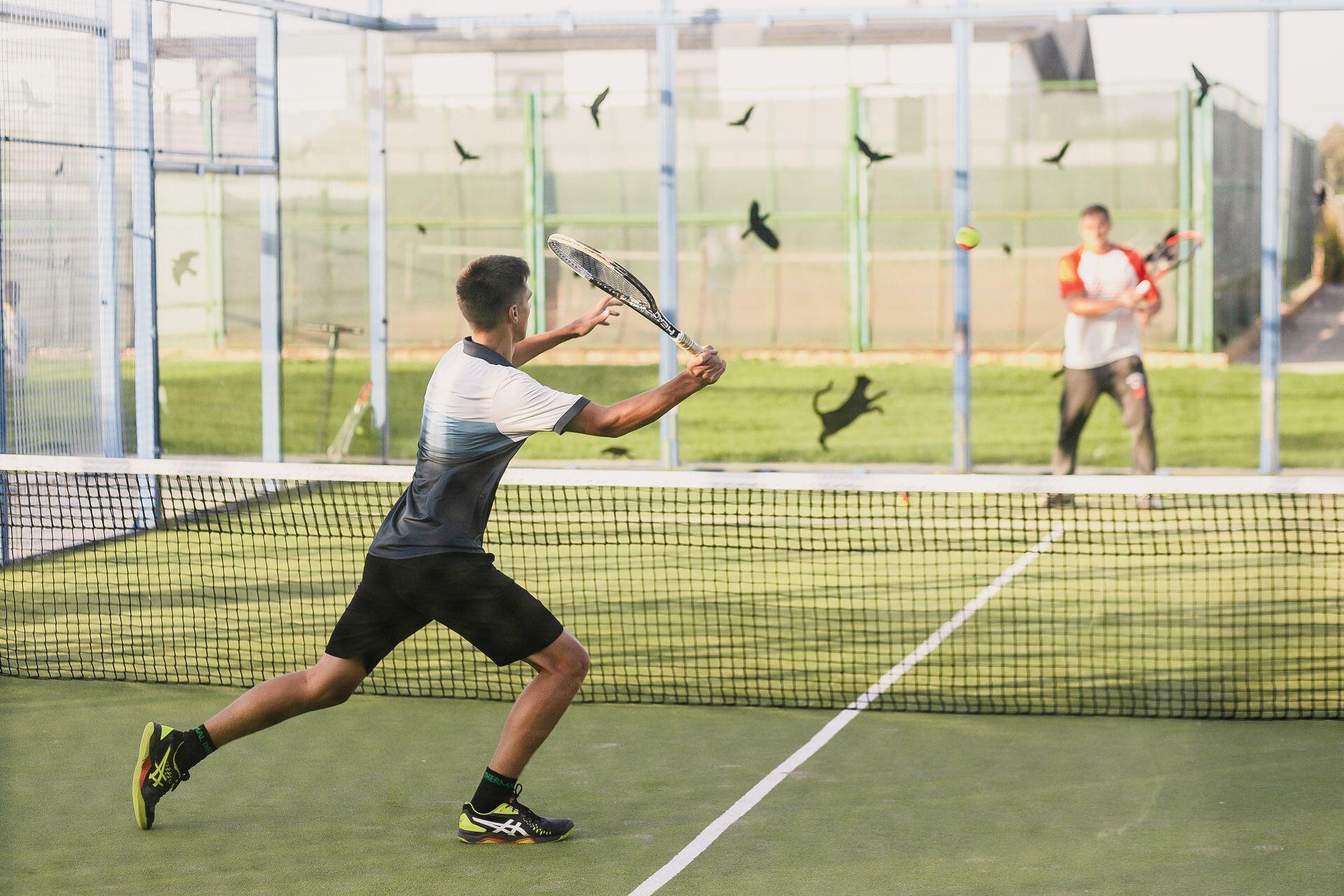 Школа тенісу