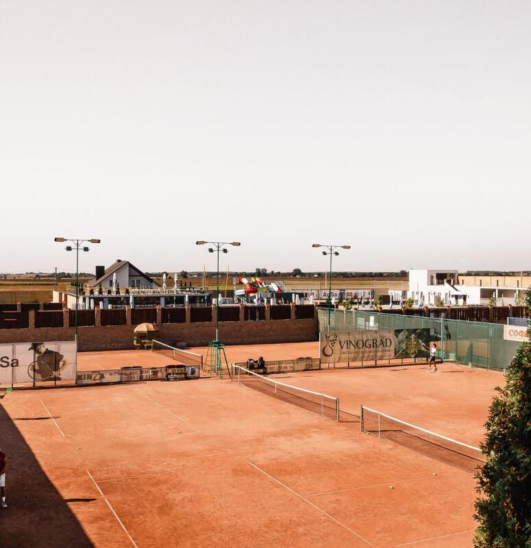 Теніс для дітей